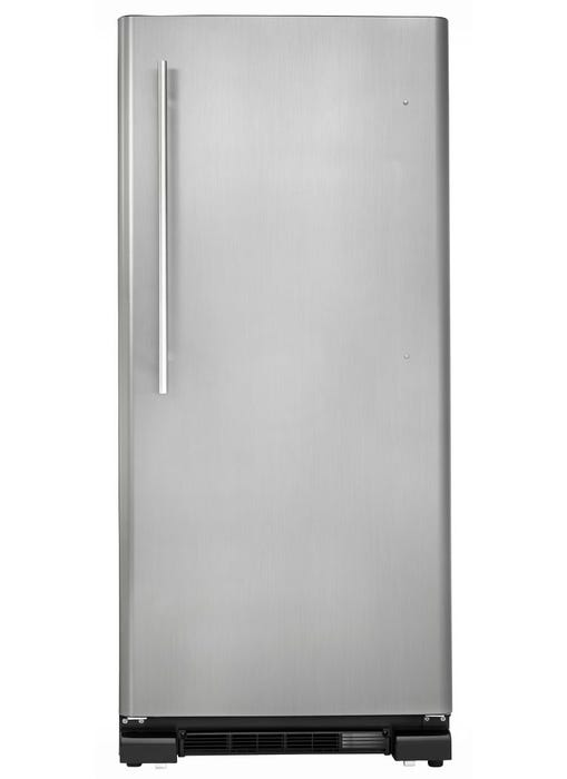 Danby Designer 30 inch 17 cu.ft. apartment size refrigerator in stainless DAR170A2BSLDD