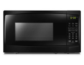 Danby 20 inch 1.1 cu.ft. Countertop Microwave Oven in Black DBMW1120BBB