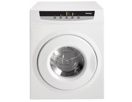 Dandy 24 inch 3.4 cu.ft. (6.0 kg) dryer in white DDY060WDB