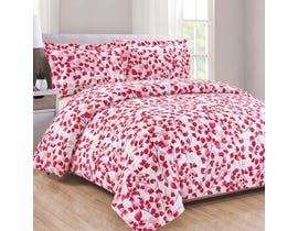 Millano Collection Blush 3pc Duvet Cover Set DE-BLUSH