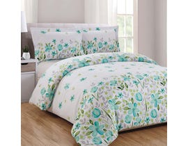 Millano Collection Evelyn 3pc Duvet Cover Set DE-EVEYN