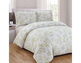 Millano Collection Highgrove 3pc Duvet Cover Set DE-HGHGV