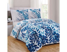 Millano Collection Luna 3pc Duvet Cover Set DE-LUNA