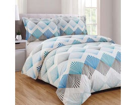 Millano Collection Midori 3pc Duvet Cover Set DE-MDORI