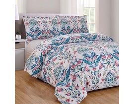 Millano Collection Tabitha 3pc Duvet Cover Set DE-TBTHA