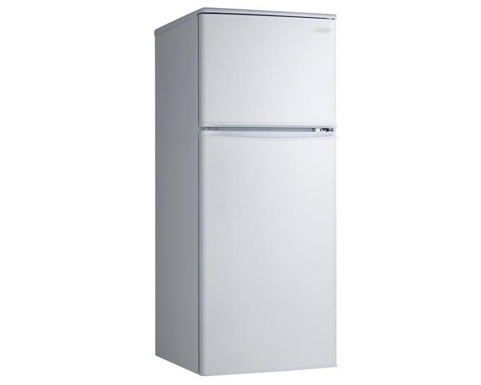 Danby 24 inch 9.1 cu. ft. apartment size refrigerator DFF091A1WDB