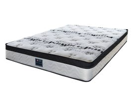 "Divine Sleep 9"" Bishop Pillow Top Mattress"