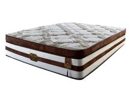 "Divine Sleep 12"" Unique Organic Cotton Memory Gel Mattress-King"