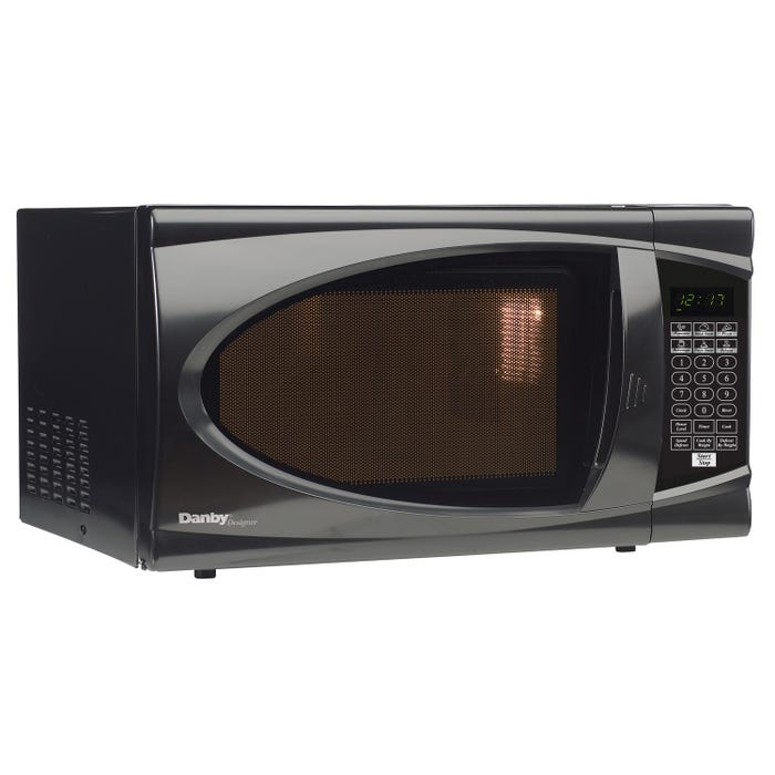 Danby Designer 0.7 cu.ft. Microwave in black DMW799BL