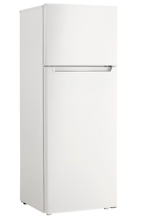 Danby 19.5 inch 7.3 cu.ft. apartment size refrigerator in white DPF073C2WDB