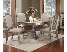K Elite 5 Piece Avalon Regular Dining Set