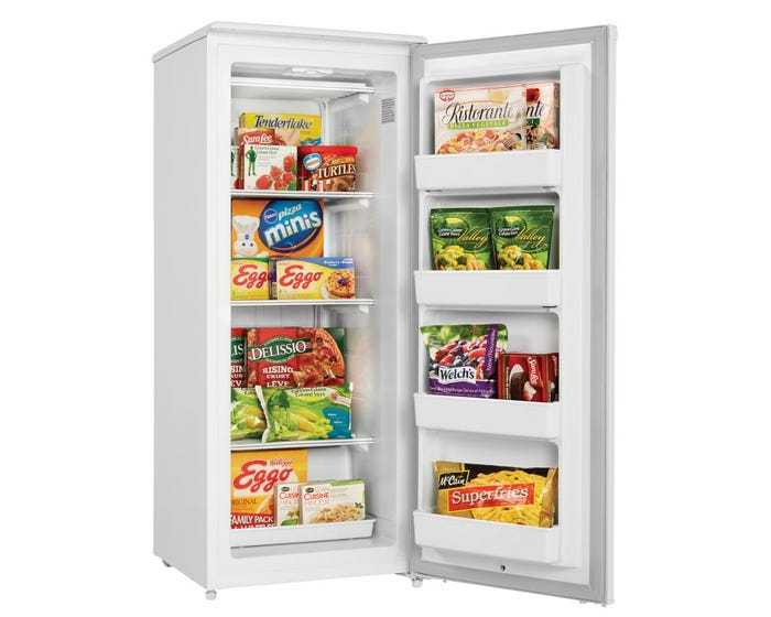 Best Buy Danby 8 5 Cu Ft Upright Freezer White 377 99 Delivery With Promo Code On Only Redflagdeals Com Forums