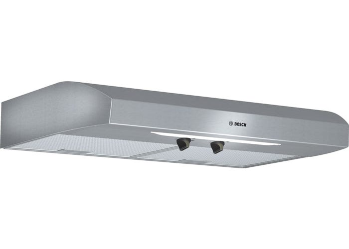 Bosch 30 Inch Under-Cabinet Wall Hood 300 series DUH30152UC