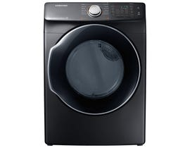 Samsung 27 inch 7.5 cu.ft. Electric Steam Dryer in Inox DVE45N6300V/AC