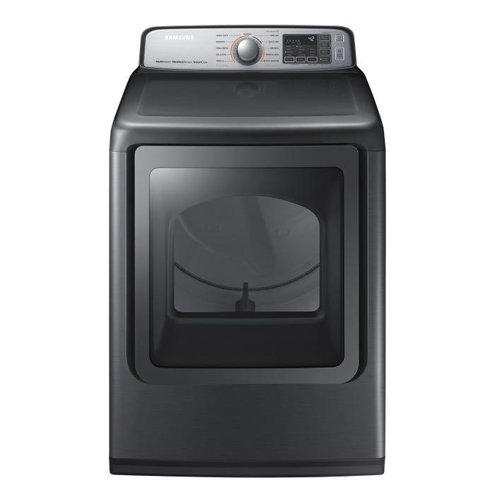 Samsung 7.4 cu.ft. Electric Steam Dryer DVE50M7450P