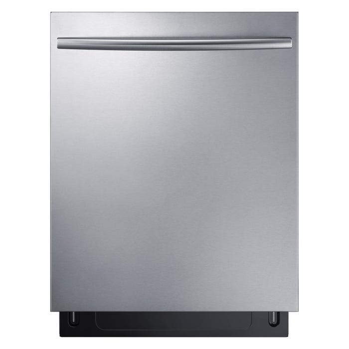Samsung 24 Inch Built-In Tall Tub Dishwasher in Stainless DW80K7050US