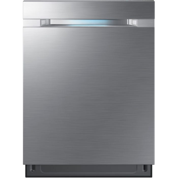 Samsung 24 Inch Tall Tub Dishwasher In Stainless Steel DW80M9550US