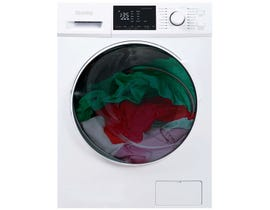 "Danby 23"" 2.7 cu. ft. Washer Dryer Combo in White DWM120WDB-3"