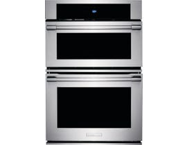 "Electrolux 30"" 4.8 cu. ft. ICON® Microwave Combination Oven in Stainless Steel E30MC75PPS"