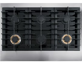 Electrolux 36 inch 6-Burner ICON Slide-In Gas Cooktop in Stainless Steel E36GC76PRS