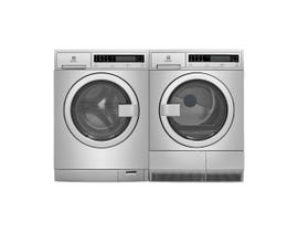 Electrolux 24 inch wide Compact Washer compact and dryer EFLS210TIS-EFDC210TIS