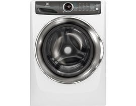 Electrolux 27 inch 5.0 cu. ft. Front Load Perfect Steam Washer with LuxCare in White EFLS527UIW