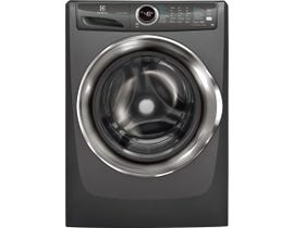 Electrolux 27 inch 5.0 cu. ft. Front Load Perfect Steam Washer with LuxCare in Titanium EFLS527UTT