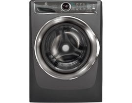 Electrolux 27 inch 5.1 cu. ft. Front Load Perfect Steam Washer with LuxCare and SmartBoost in Titanium EFLS627UTT