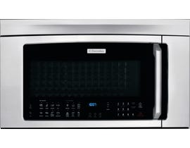 Electrolux 30 inch 1.8 cu.ft. Over-the-range Convection Microwave Oven with Bottom Controls in Stainless Steel EI30BM6CPS