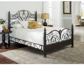 Sinca Elegance Bed in Gilded Truffle B11E1