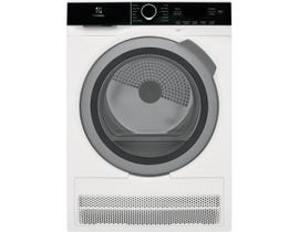 "Electrolux 24"" 4.0 cu. ft. Compact Front Load Dryer in White ELFE422CAW"