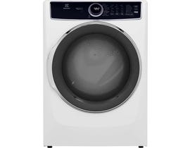 Electrolux 8.0 cu.ft. Front Load Perfect Steam™ Electric Dryer with Predictive Dry™ and Instant Refresh in White ELFE753CAW