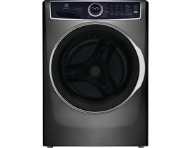 Electrolux 5.2 Cu.ft. Front Load Perfect Steam™ Washer with LuxCare® Plus Wash and SmartBoost® in Titanium ELFW7637AT