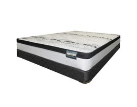 Sleep In Emily II Euro Top Gel Memory Foam Medium Firm Full Mattress