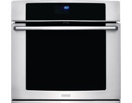"Electrolux 30"" 4.8 cu. ft. Single Wall Oven with Wave-Touch® Controls in Stainless Steel EW30EW55PS"
