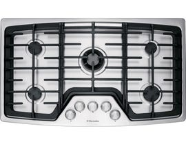 "Electrolux 36"" Gas Cooktop in Stainless Steel EW36GC55PS"