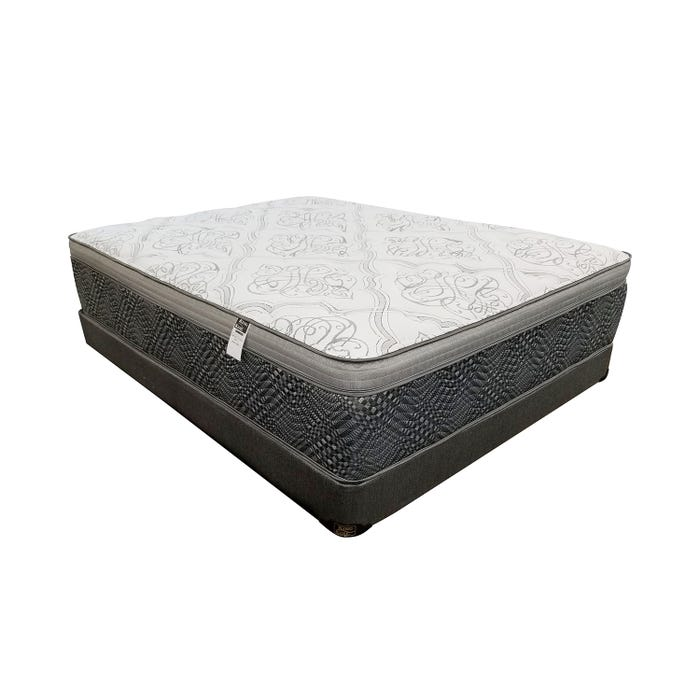 King Koil Farrah II True Euro Top Queen Mattress