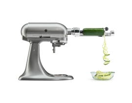 KitchenAid 5 Blade Spiralizer with Peel, Core and Slice Attachment KSM1APC