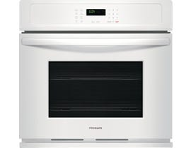 Frigidaire 30 Inch Single Electric Wall Oven FFEW3026TW