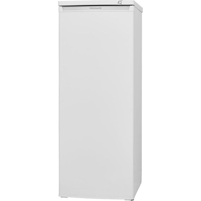 Frigidaire 21 3/4 inch 5.8 cu. ft.  upright freezer in white FFFU06M1TW