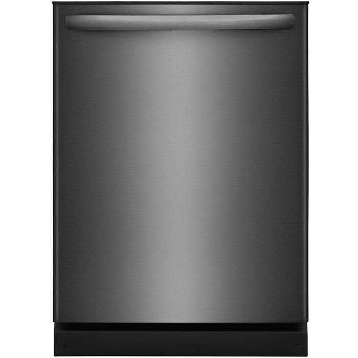 Frigidaire 24 Inch Built-In Dishwasher in Black Stainless Steel FFID2426TD