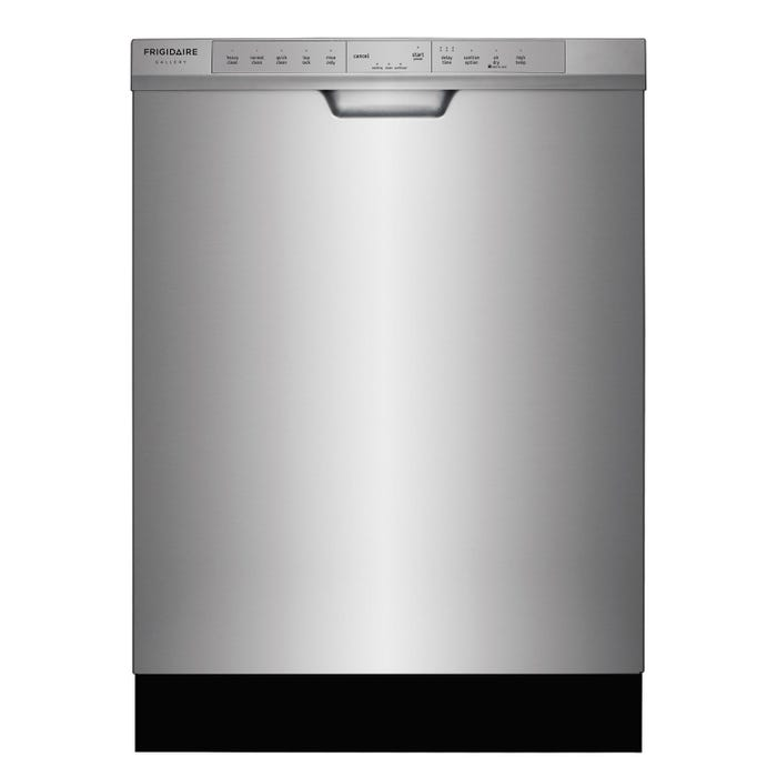 Frigidaire Gallery 24 Inch Built-In Dishwasher in Stainless FGCD2444SA