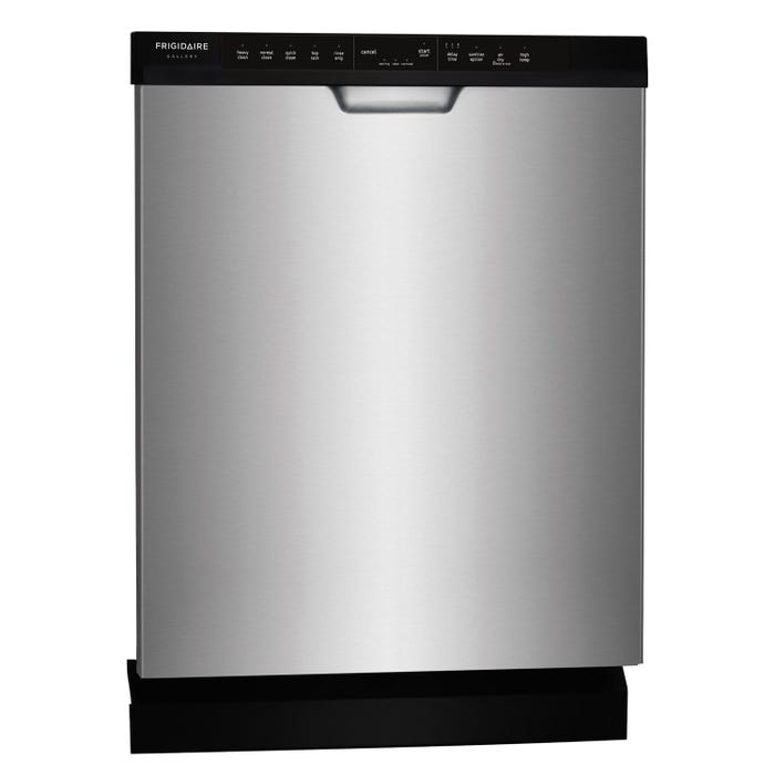 Frigidaire Gallery 24 Inch Built-In Dishwasher in Stainless FGCD2444SF