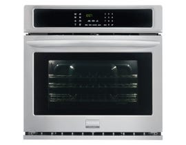 Frigidaire Gallery 27 inch 3.8 cu.ft. Single Electric Wall Oven in stainless steel FGEW2765PF