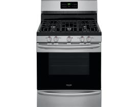 "Frigidaire Gallery 5.0 Cu.Ft. 30"" Gas Range in Stainless  FGGF3036TF"