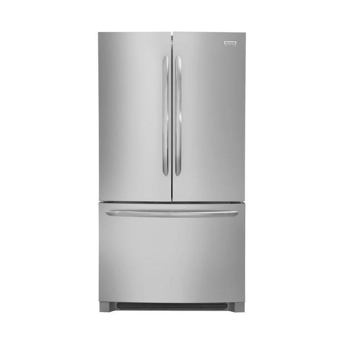 Frigidaire Gallery 36 inch wide 22.4 Cu. Ft. Counter-Depth French Door Refrigerator FGHG2368TF