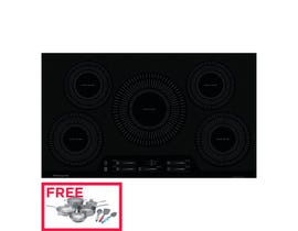 Frigidaire Gallery 36 Inch Induction Cooktop FGIC3666TB