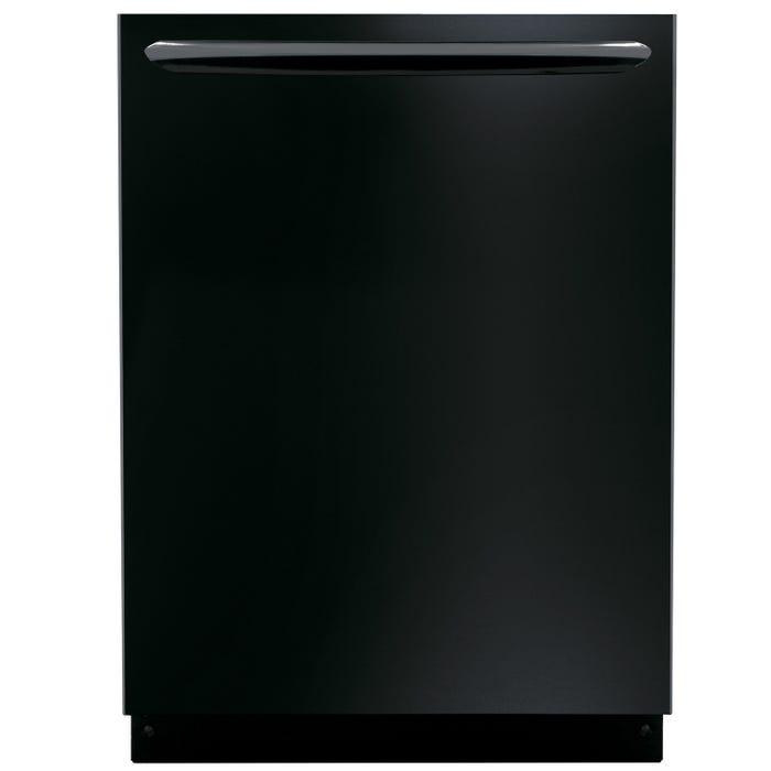 Frigidaire Gallery 24 Inch Built-In Dishwasher in Black FGID2474QB