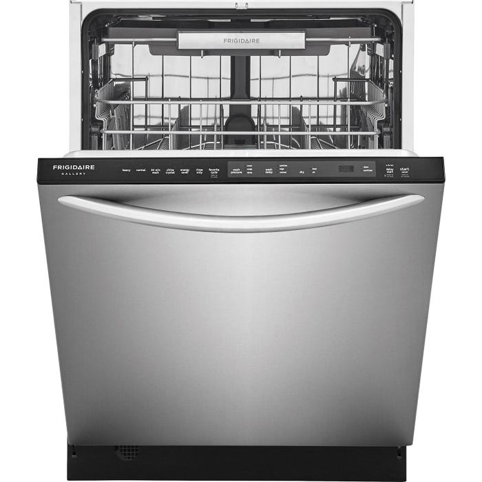Frigidaire Gallery 24 Inch Tall Tub Dishwasher in Stainless Steel FGID2479SF