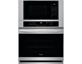 Frigidaire Gallery 30 Inch Electric Wall Oven/Microwave Combination FGMC3066UF
